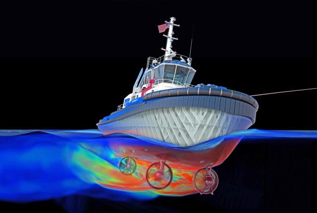 Οι ΗΠΑ καινοτομούν στον τομέα του 3D σχεδιασμού πλοίων