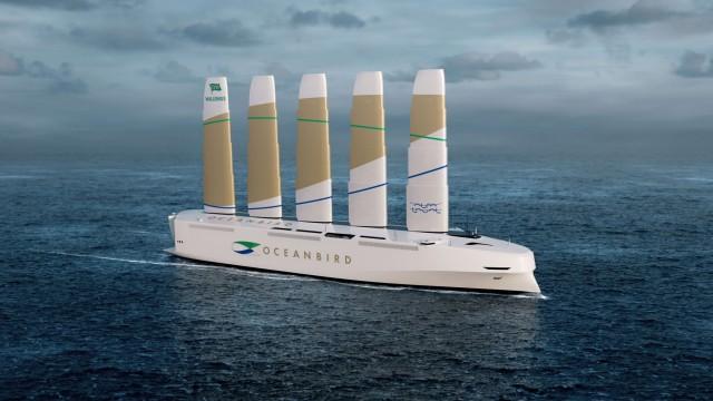 Καινοτόμες λύσεις αιολικής ενέργειας για την πρόωση εμπορικών πλοίων