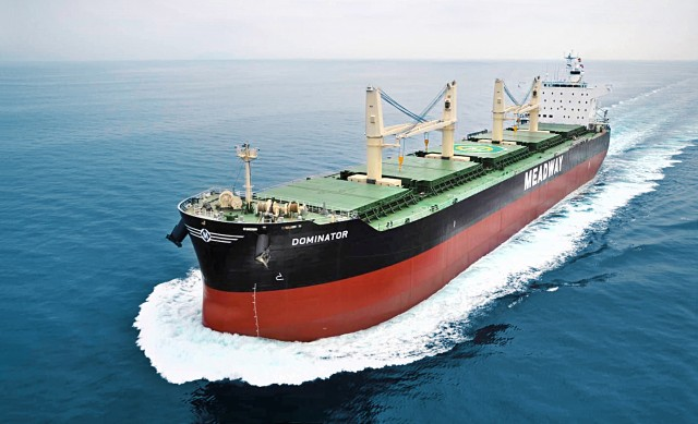Meadway Shipping Group: Επέκταση του στόλου με ένα νεότευκτο Ultramax