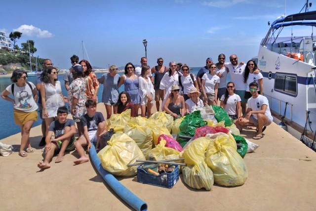 Έξι χρόνια Αλόννησος χωρίς πλαστικές σακούλες