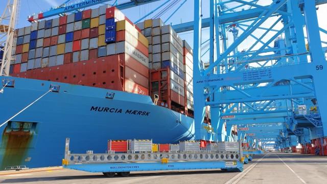 Maersk: Επένδυση σε νέο logistics hub στην Ερυθρά Θάλασσα