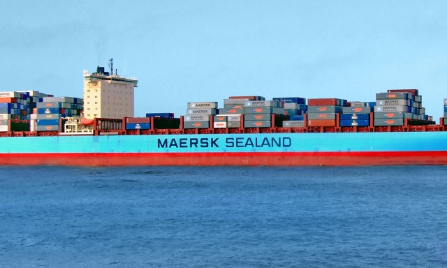 H Maersk ναυπηγεί το πρώτο containership κατανάλωσης μεθανόλης ουδέτερου ισοζυγίου άνθρακα