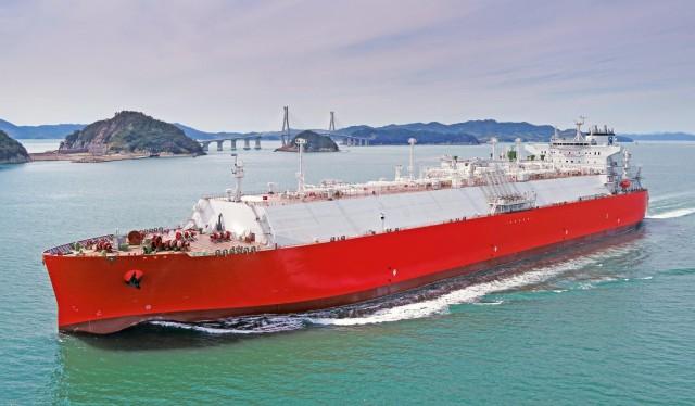 Νέες παραγγελίες LNG carriers