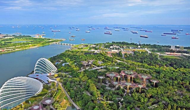 H Σιγκαπούρη, το μεγαλύτερο ναυτιλιακό κέντρο παγκοσμίως για όγδοη χρονιά