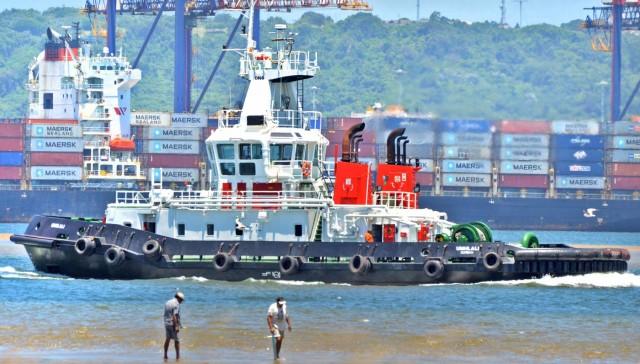 Χάος στα λιμάνια της Νότιας Αφρικής