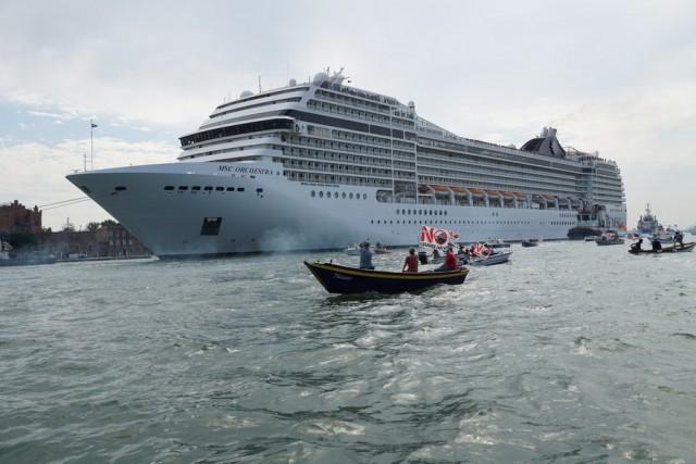 Οριστικό τέλος για τα κρουαζιερόπλοια στη Βενετία