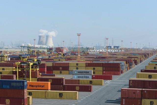 Αναπτυξιακή πορεία για το λιμάνι της Αμβέρσας