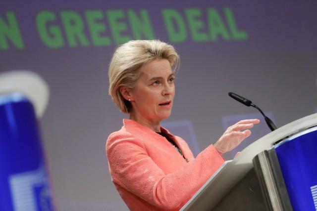 Το σχέδιο της Ευρωπαϊκής Ένωσης για ένα πράσινο μέλλον