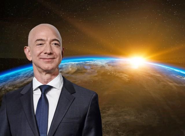 Στο διάστημα ο πλουσιότερος άνθρωπος στον κόσμο