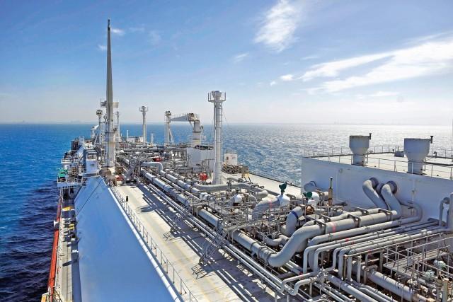 Shell: Επέκταση των ναυλώσεων LNG carriers