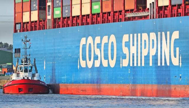 Νέα παραγγελία για 10 containerships, ύψους $1,5 δισ., από την COSCO