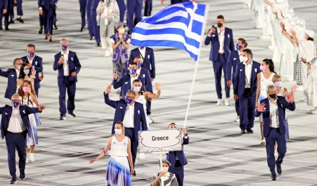 Η Τελετή έναρξης των Ολυμπιακών Αγώνων