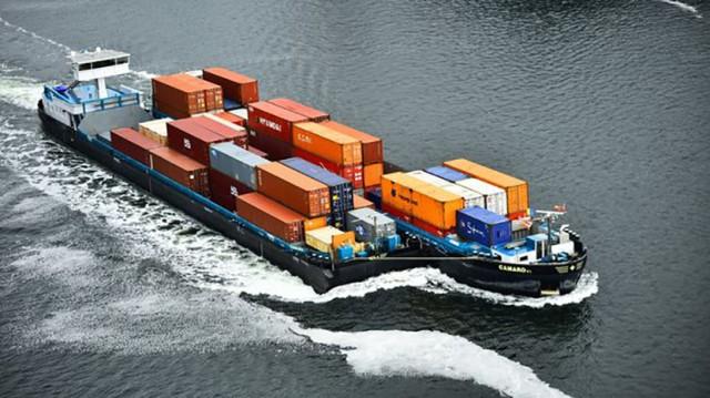 Μεταφορές εσωτερικής ναυσιπλοΐας και ευρωπαϊκά λιμάνια