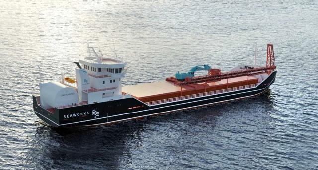 Kongsberg Maritime: Εξοπλισμός ενός φορτηγού πλοίου με φιλικές προς το περιβάλλον τεχνολογίες