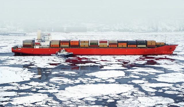 Η αξιοποίηση του Βόρειου Περάσματος ως εναλλακτικής θαλάσσιας οδού μεταξύ Ασίας και Ευρώπης