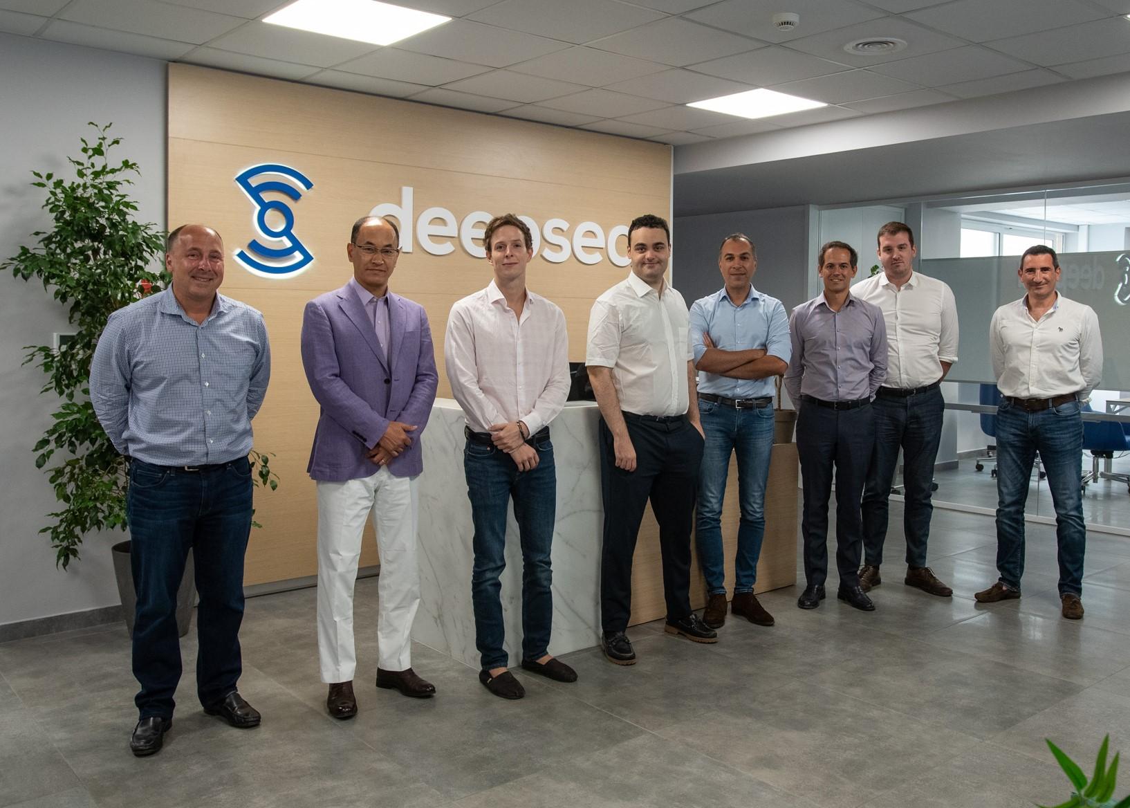 DeepSea Technologies_Νέος επενδυτικός γύρος 5 εκατ. ευρώ
