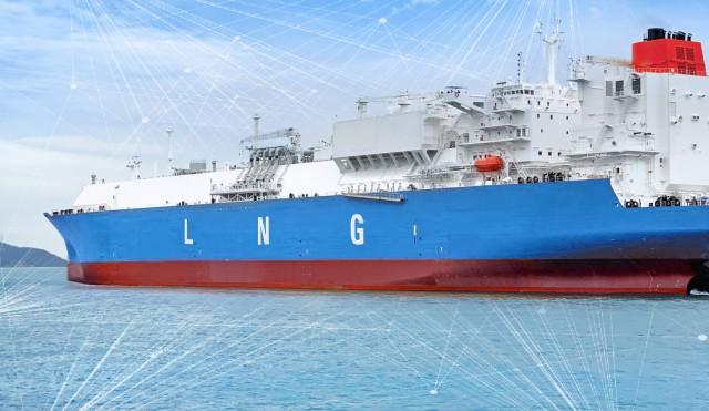 To πρώτο αυτόνομο υπερωκεάνιο ταξίδι LNG carrier