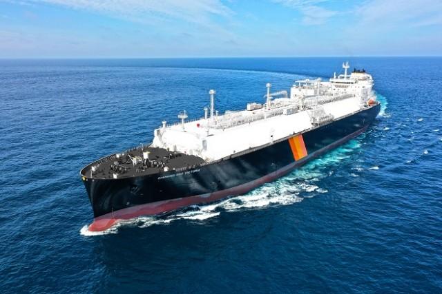 ΝΥΚ: Ενίσχυση του στόλου με ενεργειακά αποδοτικό πλοίο μεταφοράς LNG