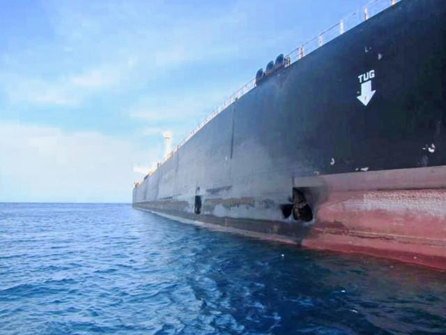 Το Ιράν πίσω από την επίθεση σε δεξαμενόπλοιο στο Ομάν;