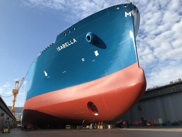 Η ΜaranGasκαλωσόρισε ένα ακόμα πλοίο στον στόλο της