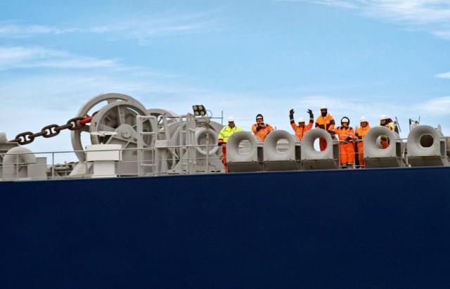 Ευτυχία ναυτικών: τα πρόσφατα ευρήματα της ΜΚΟ Mission to Seafarers