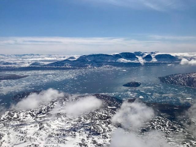Η κλιματική αλλαγή είναι εδώ: 22 γιγατόνοι πάγου έλιωσαν στην Γροιλανδία μέσα σε μία μέρα