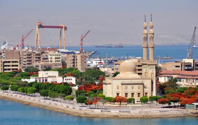 Διψήφια αύξηση των εξαγωγών τροφίμων της Αιγύπτου