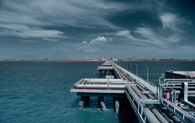 Οι στόχοι της Ινδίας για τις εισαγωγές LNG
