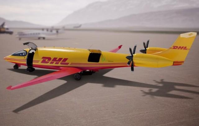 DHL: Παραγγελία 12 ηλεκτρικών αεροσκαφών