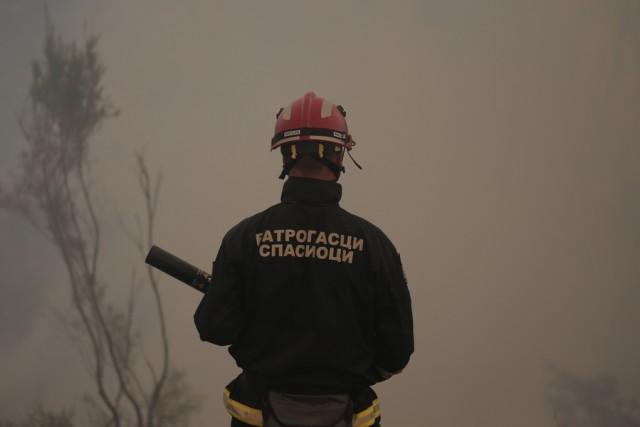 Η συμβολή των ξένων κρατών στη μάχη για την καταπολέμηση των πυρκαγιών