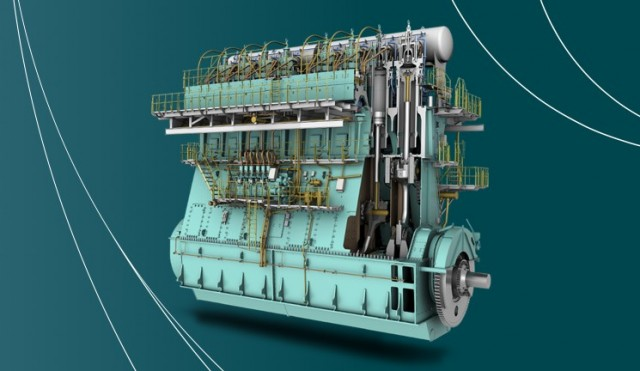Προηγμένη διάταξη συστήματος επεξεργασίας καυσαερίων για πλοία
