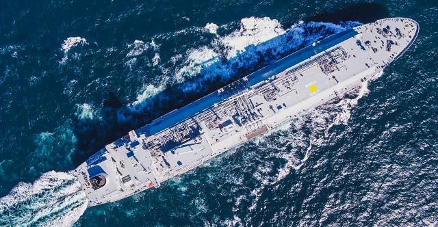 Attalos: Το νεότευκτο LNG Carrier της Capital Gas