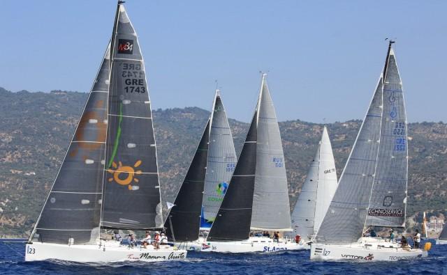 Η Aegean Regatta συμπληρώνει φέτος 20 χρόνια ζωής