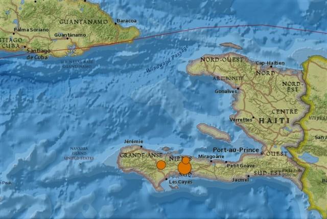 Αϊτή: Σεισμός μεγέθους 7,2 βαθμών