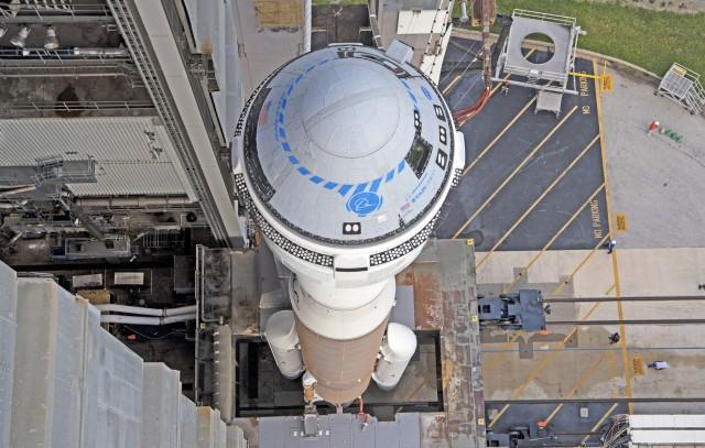 Boeing: Αναβολή της εκτόξευσης της κάψουλας Starliner