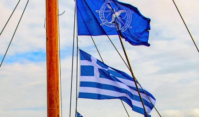 PropellerClubΠειραιά: Δωρεά στην Ελληνική Ομάδα Διάσωσης