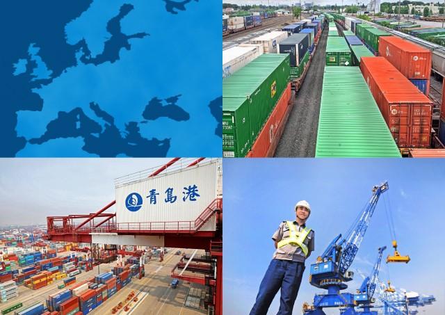Σταθερή η εμπορευματική ανάπτυξη στον Νέο Δρόμο του Μεταξιού