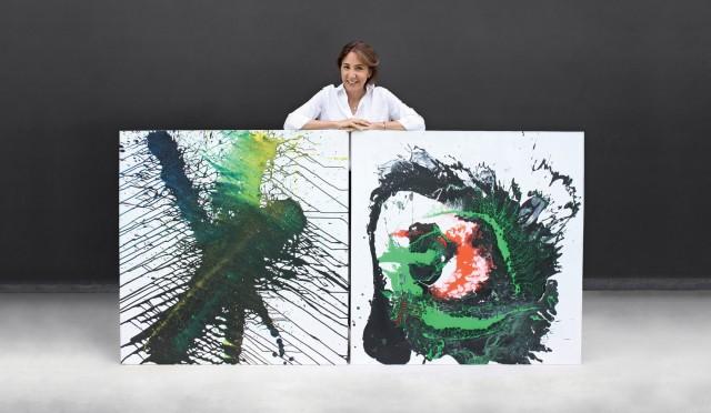 Λάρα Σταφυλοπάτη: Η καλλιτεχνική δημιουργία συντηρεί την επαγγελματική μου ζωή