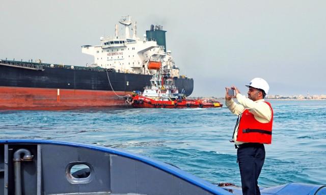 Η δράση των ΗΠΑ εναντίον του ιρανικού λαθρεμπορίου πετρελαίου