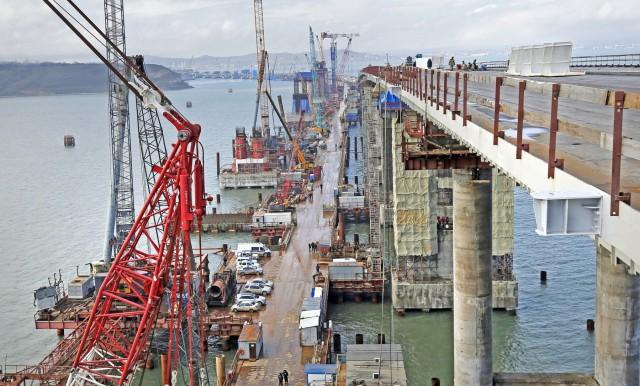 Ολοκληρώθηκε η πρώτη σιδηροδρομική γέφυρα Κίνας-Ρωσίας