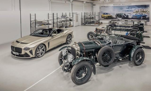 Παρουσιάστηκε η πρώτη εξηλεκτρισμένη Bentley