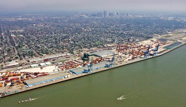 Λιμάνι Νέας Ορλεάνης: Στροφή προς το LNG