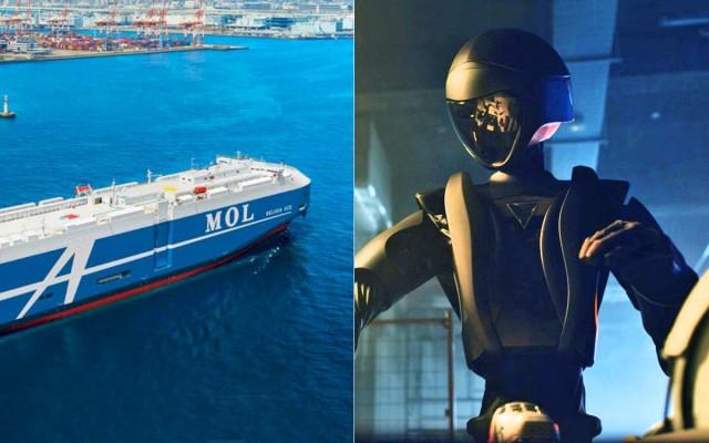 Ρομπότ στις υπηρεσίες πλοίων