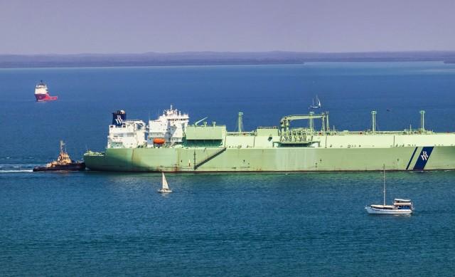 Φρένο στην αύξηση των κινεζικών εισαγωγών LNG;