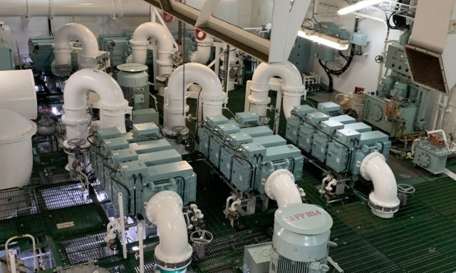 H Techcross κυριαρχεί στη νοτιοκορεάτικη αγορά συστημάτων επεξεργασίας θαλάσσιου έρματος