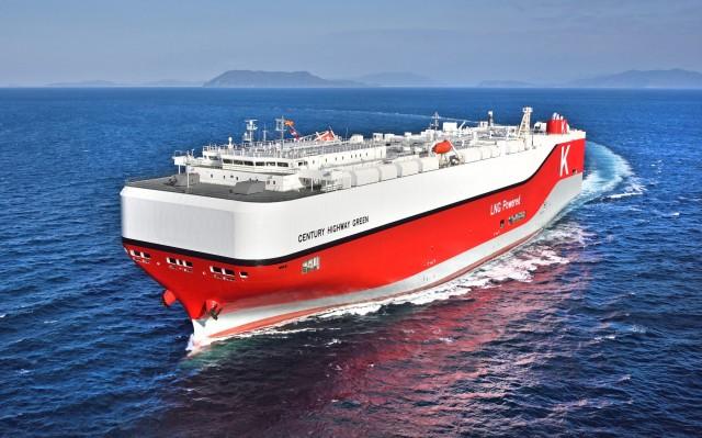 """K"" Line: Πράσινη χρηματοδότηση για Ro-Ro κατανάλωσης LNG"