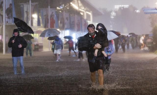 Τυφώνας Άιντα: Σε κατάσταση έκτακτης ανάγκης Νέα Υόρκη και Νιού Τζέρσι