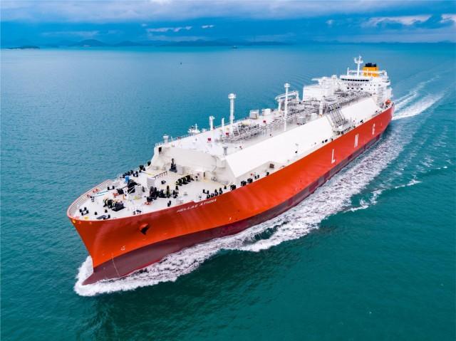 LATSCO: Και δεύτερο LNG carrier στον στόλο της