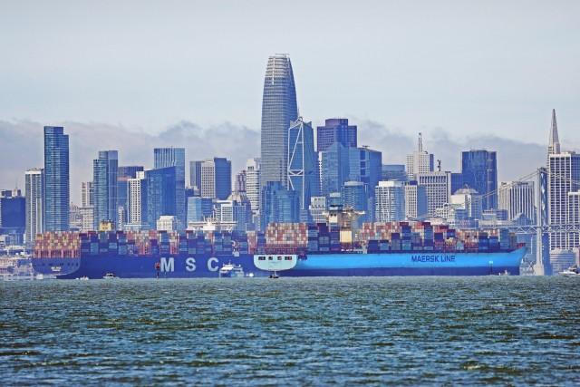 Σε τροχιά εκτόξευσης η αξία των containerships