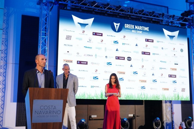 Θάνος Καρατζιάς: Το Greek Maritime Golf Event έχει εξελιχθεί σε ένα τουρνουά- θεσμό